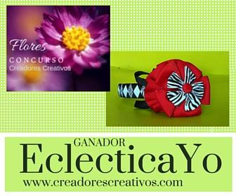 Ganador Concurso Creadores Creativos - Flores